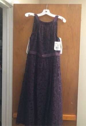 Plum flower dress for Sale in Salisbury, MD