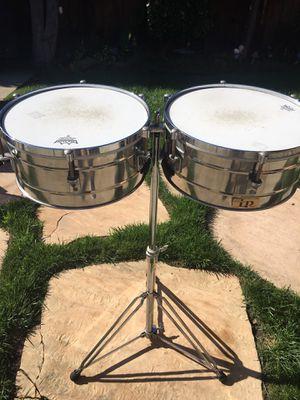 Latin percussion Tito Puente congas Valje gon bops for Sale in Alameda, CA