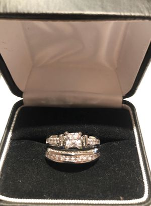 Wedding Ring Set for Sale in House Springs, MO