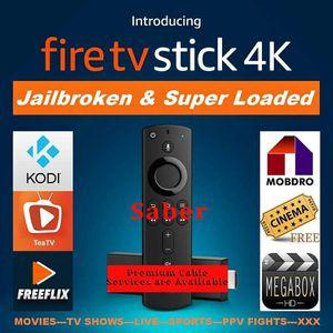 Amazon Fire TV Stick 4K for Sale in San Antonio, TX