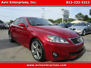 2013 Lexus IS 250 for Sale in Tampa, FL