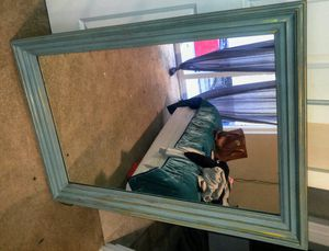 Large antique mirror for Sale in Seattle, WA