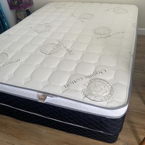 Royal Touch Organic Cotton Pillow Top Mattress for Sale in Westminster, CA