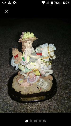 Da Vinci collection figurine for Sale for sale  Rancho Cucamonga, CA