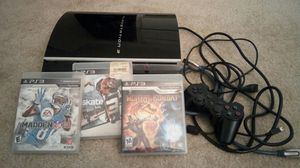 Ps3 and games for Sale in Lowell, MA
