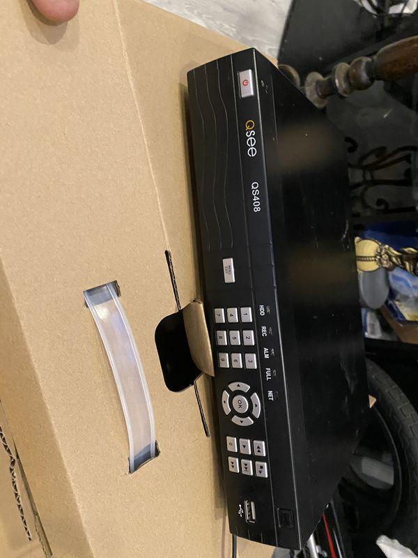 Qsee secury cámara system