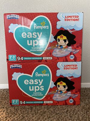 Pampers Pull Ups 2-3T Girls for Sale in Arlington, TX