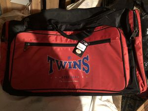 TWINS Duffle/Gym bag - Never Used for Sale in Milford, CT