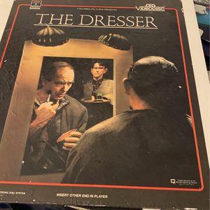 Vintage Video Disc -The Dresser for Sale in Lakeland, FL