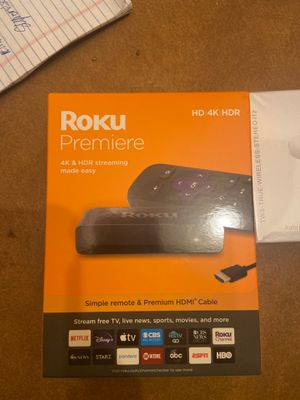 Roku stick for Sale in Indianapolis, IN