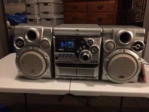 JVC Compact Component System MX-K1 for Sale in Portland, OR