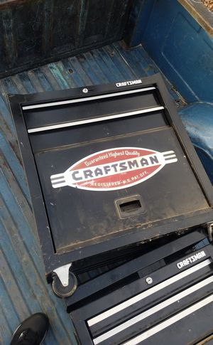 craftsman toolbox for Sale in Marion, IN