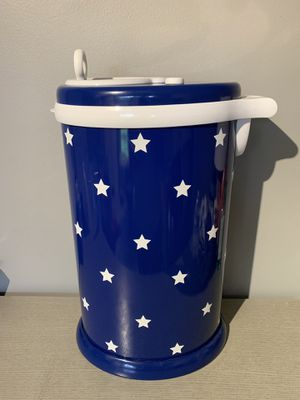 Diaper pail and changing table pad for Sale in Nashville, TN