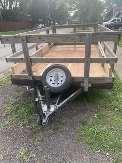 Trailer (New Tires) for Sale in Oak Forest,  IL