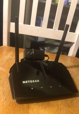 NETGEAR AC1200 WIFI ROUTER for Sale in Tacoma, WA