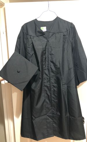 Graduation cap and gown for Sale in Tempe, AZ
