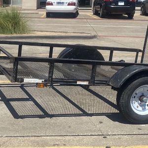 UT Utility Trailer 5x8 Traila for Sale in Dallas, TX