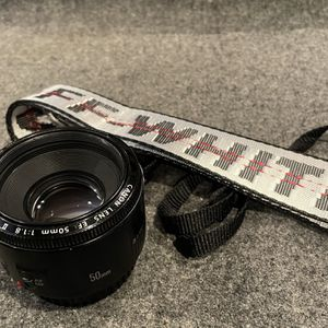 Canon EF 50mm 1.8 Lens for Sale in Anaheim, CA