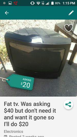 Fat tv for Sale in Albuquerque, NM