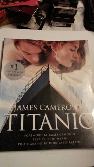 Titanic The Book for Sale in Big Chimney, WV