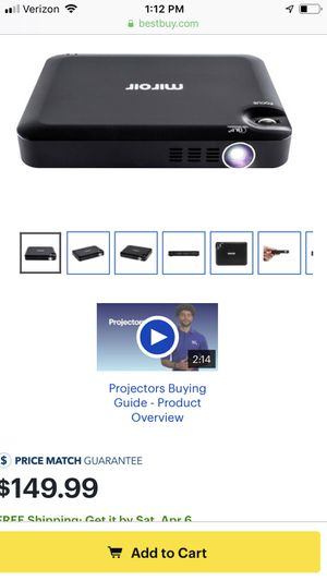 Protector movie streaming for smart phones, tablets & laptops for Sale in Washington, DC