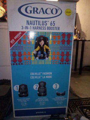 Brand new Box Pack Graco Nautilus 65 car seat for Sale in Brentwood, TN