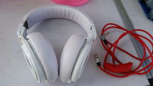 Beats by Dr. Dre Pro Over the Ear Headphones - White for Sale in Phoenix, AZ
