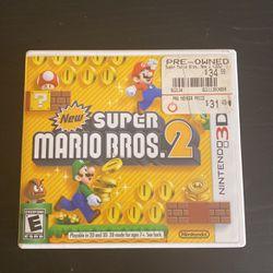 New Super Mario Bros 2 for Sale in Kirkland,  WA