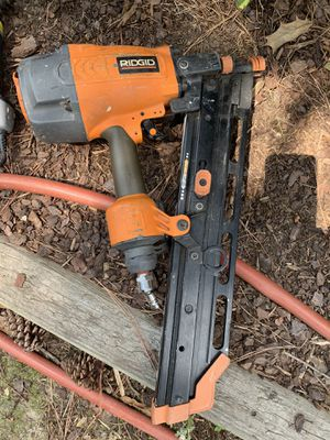 Nail gun and electric saw and multi tool for Sale in Grayson, GA