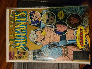 The New Mutants #87 for Sale in Los Angeles, CA