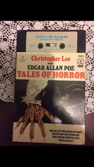Tales of horror audiobook for Sale in Puyallup, WA