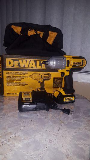 DeWalt 1/2 Impact Wrench for Sale in El Cajon, CA
