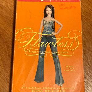 Flawless From The Pretty Little Liars Book Series By Sara Shepard Paperback for Sale in Hollywood, FL