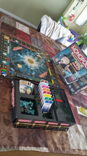 Whole Monopoly game. for Sale in Haines City, FL