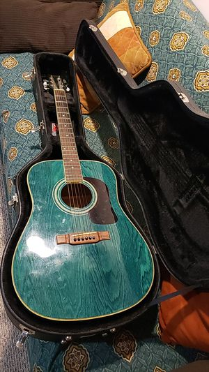 George Washburn Acoustic Guitar for Sale in Park Ridge, IL