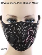 Breast cancer face mask for Sale in Parkville, MD