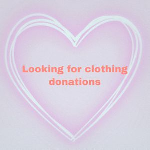 Looking for clothing donations for Sale in Ontario, CA