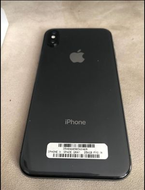 iPhone X for Sale in Cahokia, IL