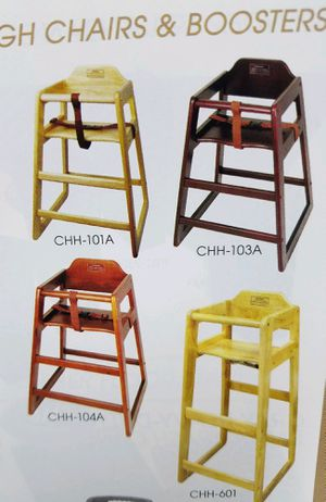 New kids high chairs for Sale in Grand Prairie, TX