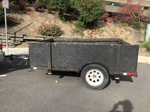 Utility Trailer - heavy duty for Sale in Portland, OR