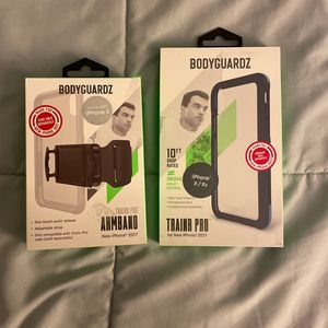 Bodyguardz iPhone X/Xs Case and Armband for Sale in Cypress, CA