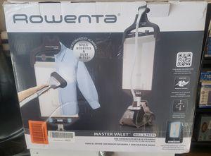 Rowenta Master Valet Garment Steamer for Sale in North Las Vegas, NV