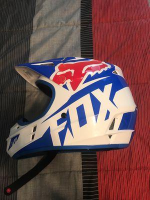 Fox dirt bike helmet small for Sale in Medford, MA