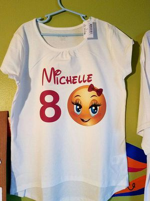 Emoji personalized T-shirts for Sale in Santa Monica, CA