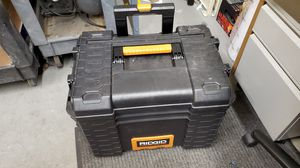 Ridgid tool box for Sale in Bothell, WA