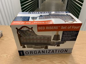 Bed riser Gaithersburg for Sale in Rockville, MD