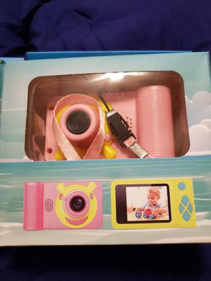 Kids pink digital camera. for Sale in Woodburn, OR