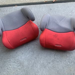 Cosco Booster Seats in good shape! $20 total for the pair. for Sale in Mason, OH