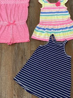 Cat & Jack Toddler Summer Clothes 2T for Sale in Tracy,  CA