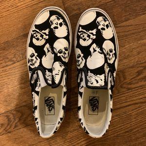 Vans Classic Skulls Slip-On-10.5 MEN US for Sale in Boston, MA